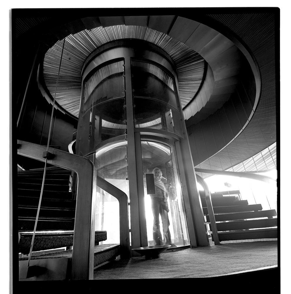 elevador Poliforum Siqueiros